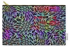 Life Currents Carry-all Pouch by Mimulux patricia no No