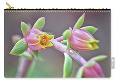 Carry-all Pouch featuring the photograph Life Delights In Life by Kerri Farley