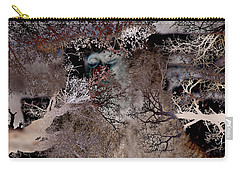 Life In A Bush Of Ghosts Carry-all Pouch