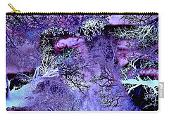 Life In The Ultra Violet Bush Of Ghosts  Carry-all Pouch