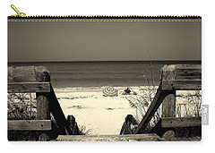 Life Is A Beach Carry-all Pouch