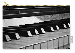 Life Is Like A Piano Carry-all Pouch