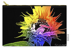 Life Is Like A Rainbow ... Carry-all Pouch