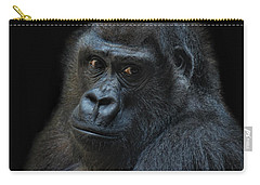 Life Is Not Allways Funny Carry-all Pouch