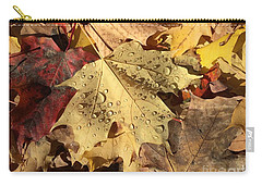 Life Never Fall-s Carry-all Pouch