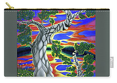 Life Of Trees Carry-all Pouch