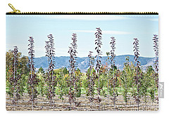 Life On A Tree Farm-foothills View #1 Carry-all Pouch