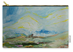 Life. Triptych  Part 3 Carry-all Pouch