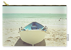 Lifeboat Carry-all Pouch by Colleen Kammerer