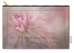 Lifes Purpose Carry-all Pouch
