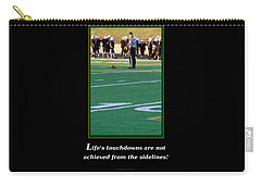 Life's Touchdowns Carry-all Pouch