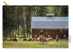 Lifestyle Carry-all Pouch by Mary Hone