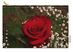 Carry-all Pouch featuring the photograph Lifting Love Higher And Higher by Marie Neder