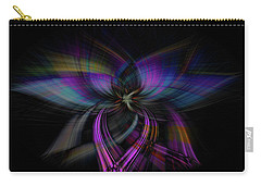 Light Abstract 4 Carry-all Pouch