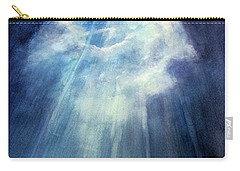 Light Beams Carry-all Pouch