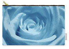 Light Blue Dream Carry-all Pouch