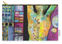 Light Energy Carry-all Pouch by Karin Husty