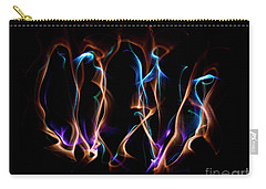 Light Grafitti Carry-all Pouch