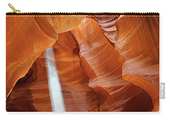 Light In Antelope Canyon Carry-all Pouch