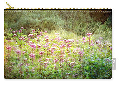 Light In The Forest Carry-all Pouch by Robin Regan