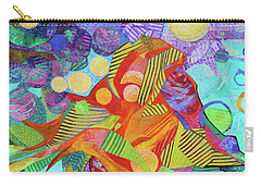 Light In The Heights Carry-all Pouch by Polly Castor