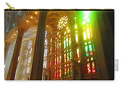 Light Of Gaudi Carry-all Pouch
