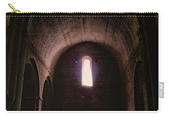 Carry-all Pouch featuring the photograph Light Of God by Rasma Bertz