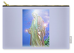 Light Of Life Carry-all Pouch
