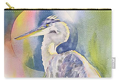 Light Of The Silvery Moon Carry-all Pouch