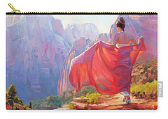Light Of Zion Carry-all Pouch