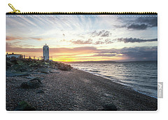 Light On Puget Sound Carry-all Pouch