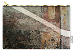 Light On The Past Carry-all Pouch