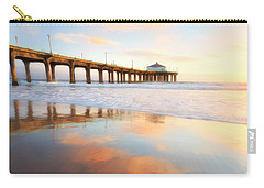 Light Reflections Carry-all Pouch by Nicki Frates