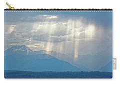 Light Through Clouds Carry-all Pouch