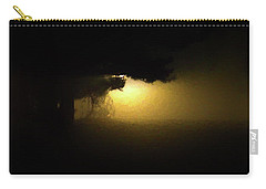 Light Through The Tree Carry-all Pouch