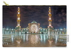 Lighted Federal Territory Mosque  Carry-all Pouch