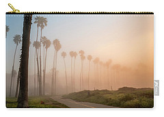 Carry-all Pouch featuring the photograph Lighter Longer by Sean Foster