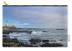 Lighthouse And Coastview Carry-all Pouch