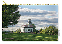 Lighthouse At Cape Cod Carry-all Pouch
