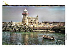 Lighthouse At Howth, Ireland Carry-all Pouch