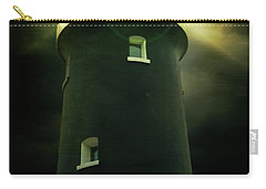 Lighthouse At Night Carry-all Pouch
