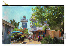 Lighthouse At Seaport Village Carry-all Pouch