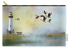 Lighthouse Bay Carry-all Pouch