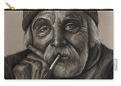 Lighthouse Keeper Carry-all Pouch by Jean Cormier