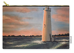 Lighthouse Waves Carry-all Pouch