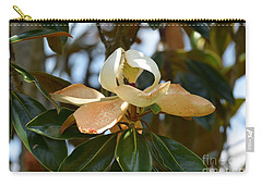 Carry-all Pouch featuring the photograph Lightly Toasted by Maria Urso