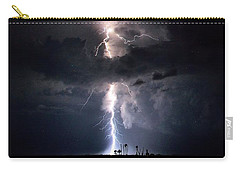 Lightning Carry-all Pouch by Richard Zentner