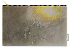 Lightning Carry-all Pouch by Stacy C Bottoms