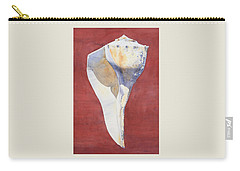 Lightning Whelk Conch I Carry-all Pouch