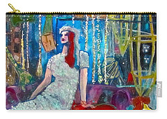 Lights Carry-all Pouch by Barbara O'Toole